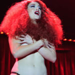 Gal Friday performing at The 2017 New York Burlesque Festival Saturday night show at BB Kings.