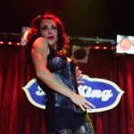 Harvest Moon performing at The 2017 New York Burlesque Festival Saturday night show at BB Kings.