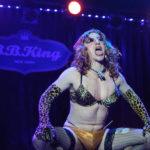 Tigger! performing at The 2017 New York Burlesque Festival Saturday night show at BB Kings.
