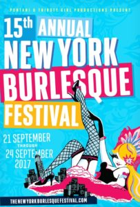 The 15th Annual New York Burlesque Festival: Golden Pastie Awards @ Highline Ballroom  | New York | New York | United States