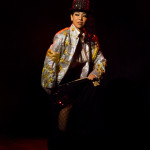 Nikita Bitch Project performing at The 3rd Annual Asian Burlesque Spectacular at Drom NYC.