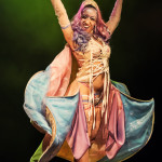 Obskyura performing at the 2014 Toronto Burlesque Festival Day 3