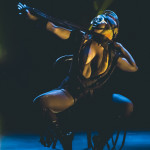 Obskyura performing at the 2015 Toronto Burlesque Festival opening night show, The Lost Toys.