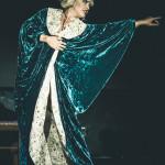 Peekaboo Pointe performing at the New York Burlesque Festival 2015 Sunday night Golden Pasties awards show at Highline Ballroom.