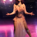 Miss Cadence performs at the Toronto burlesque show, Great Canadian Burlesque's Girlesque.
