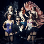 Prague Burlesque Show cast