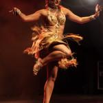 Rasa Vitalia performing at the 2014 Toronto Burlesque Festival Day 2