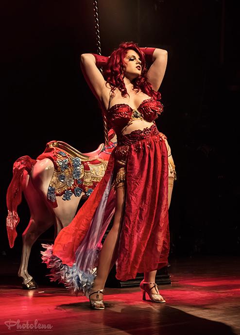 Red Herring Toronto Burlesque Gallery - Red Herring