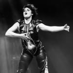 Regina Dentata performing at the Toronto burlesque show Girlesque 2015, the Saturday late show.