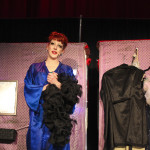 Gypsy Rose Lee at Minsky's: Burgundy Brixx