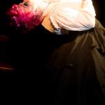 Rubyyy Jones performing at Save Rubyyy Jones at the Lettingo Cabaret in Paris