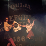 Sam Antics and Lux Aeterna performing at the Toronto burlesque show Girlesque 2015, the Saturday early show.