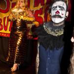 Scary Ben performing at Bushwick Burlesque 4 year anniversary show at Bizarre Bushwick