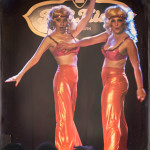 Schlep Sisters performing at the 2014 New York Burlesque Festival