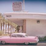 The Wedding Chapel, Las Vegas, Nevada. Photo shot on the 2016 Burlesque Hall of Fame pinup photo safari.