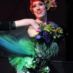 Tiger Bay performing at the Hollaback Girls Benefit Burlesque Show