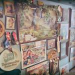 Tiki Barn, Las Vegas, Nevada. Photo shot on the 2016 Burlesque Hall of Fame pinup photo safari.
