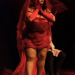 Two Dames Productions performing at the 2014 Toronto Burlesque Festival Day 2