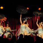 Vaudeville Vixens performing at the 2016 New York Burlesque Festival Thursday night show at The Bell House.