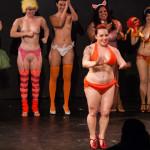 The 2015 Burlesque Blitz Muppet Burlesque Show at the Kraine Theater, New York
