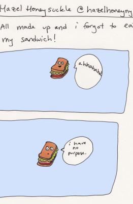 """#StripperProblems """"Sandwich"""""""